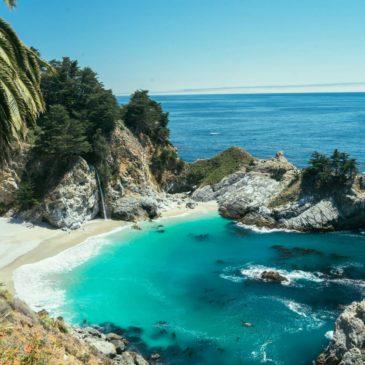 Big Sur, CA >> San Luis Obispo, CA