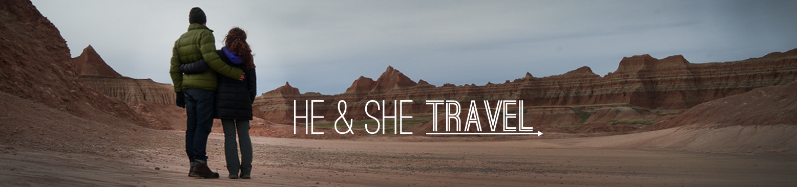 He and She Travel